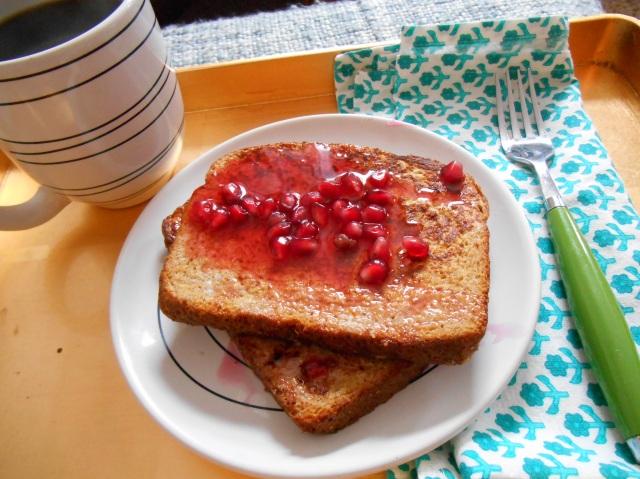 Pomegranate Syrup | Tulips & Rain