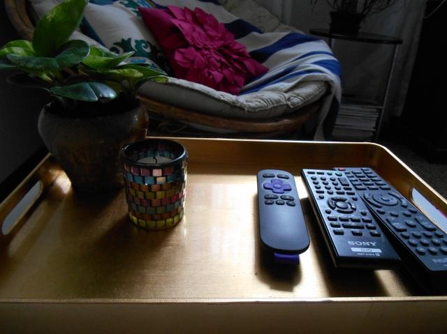 Open House: Living Room | Tulips & Rain