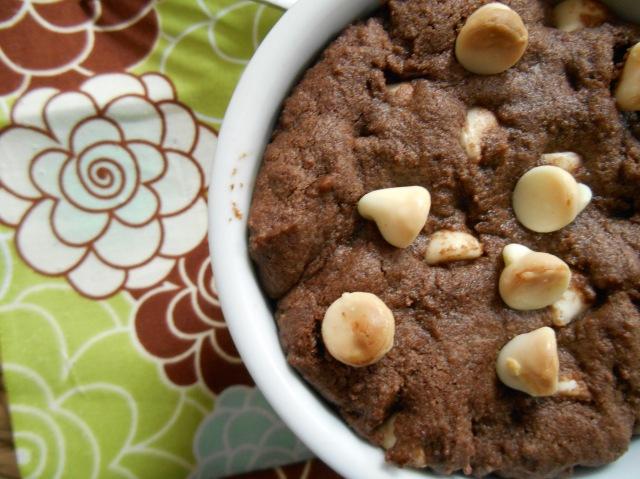 Deep Dish Ramekin Cookies