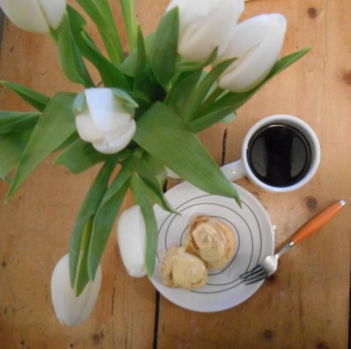 Fresh Flowers | Tulips & Rain