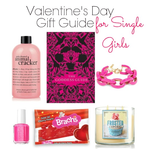 Valentine's Day Gift Guide for the Single Girl | Tulips & Rain