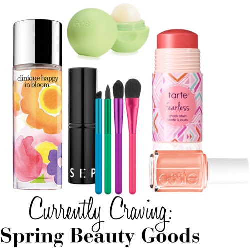 Currently Craving: Spring Beauty Goods | Tulips & Rain