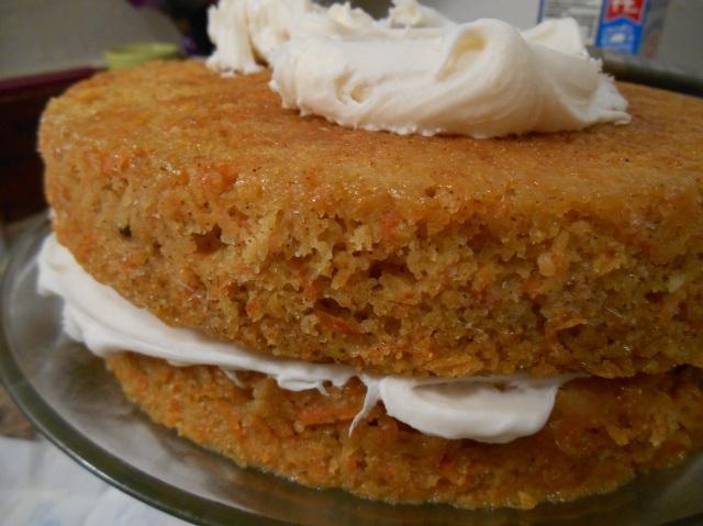 Carrot Cake | Tulips & Rain