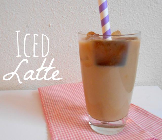 Iced Latte